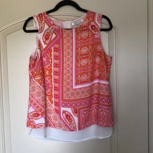 Sale-Sleeveless Blouse
